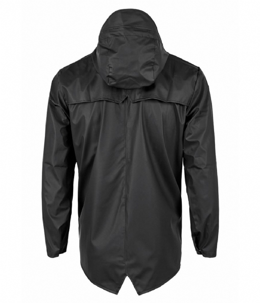 Rains Regenjas Jacket black (01)