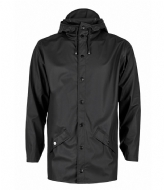 Rains Jacket black (01)
