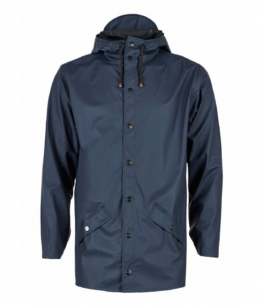 Rains Regenjas Jacket blue (02)