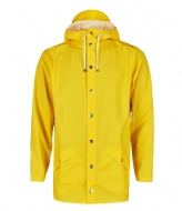 Rains Jacket yellow (04)