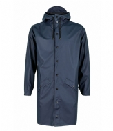 Rains Long Jacket blue (02)