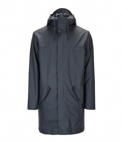 Rains Regenjas Alpine Jacket blue (02)