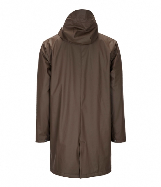 Rains Regenjas Alpine Jacket brown (26)