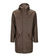 Rains Alpine Jacket brown (26)