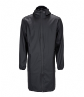 Rains Base Jacket Long black (01)