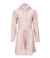 Rains Curve Jacket rose (23)