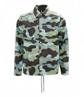 Rains AOP Coach Jacket sea camo (70)