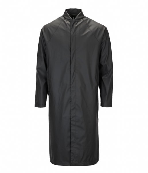 Rains Regenjas Mackintosh black (01)