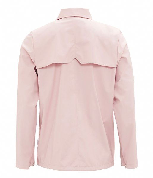 Rains Regenjas Coach Jacket rose (23)