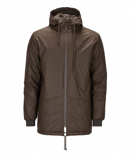 Rains Regenjas N3 Parka brown (26)