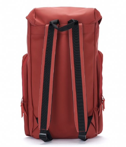 Rains Laptop rugzak Utility Bag 17 Inch scarlet (20)