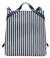 Rains LTD Shift Bag distorted stripes (69)