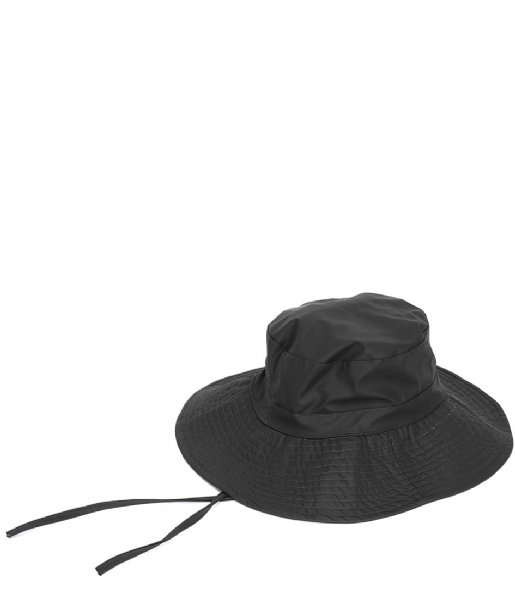 Rains Hoed - cap Boonie Hat black (01)