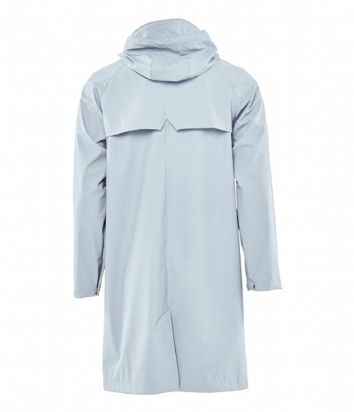 Rains Regenjas Coat ice grey (94)