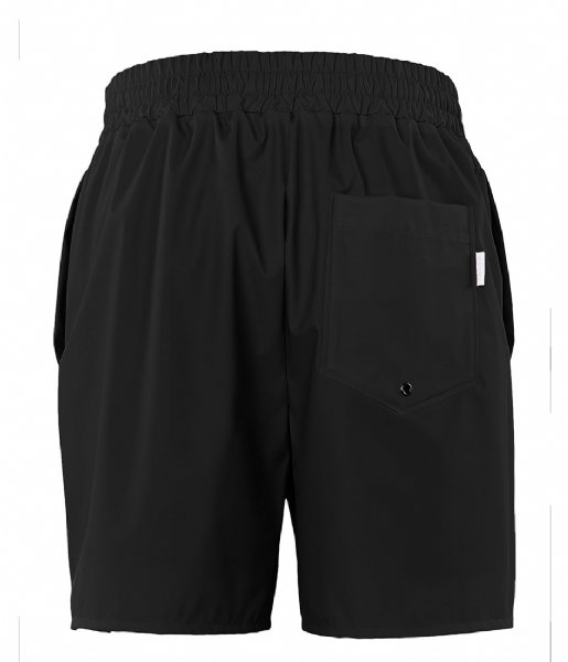 Rains Regenbroek Shorts black (01)