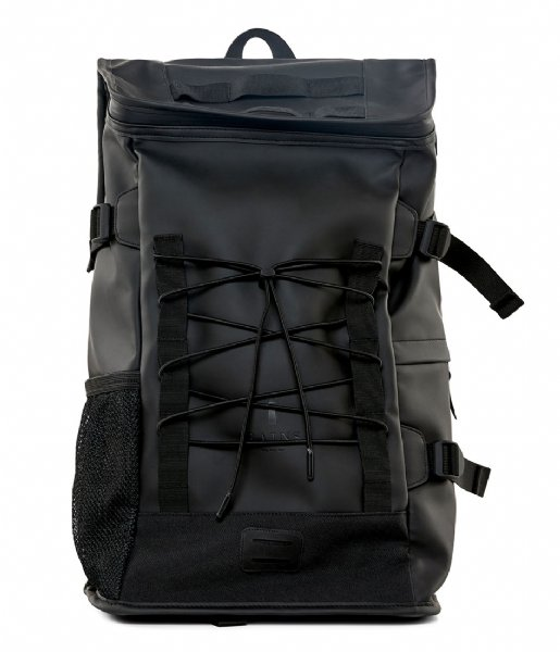 Rains Laptop rugzak Mountaineer Bag 15 Inch black (01)