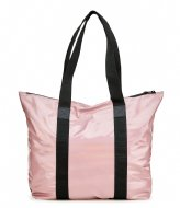Rains Holographic Tote Bag Rush holographic woodrose (29)