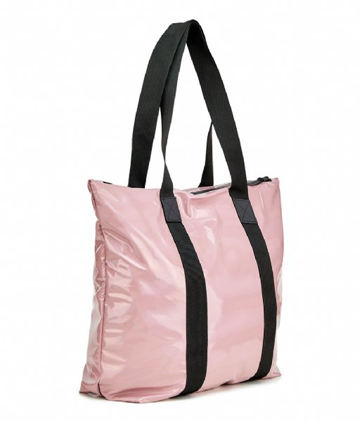 25703440cff Holographic Tote Bag Rush holographic woodrose (29) Rains | The ...