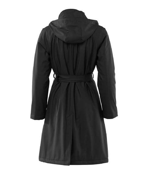 Rains Regenjas W Trench Coat black (01)