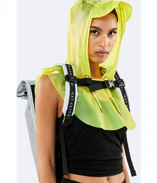 Rains Regenjas LTD Hood Bib foggy neon yellow (27)