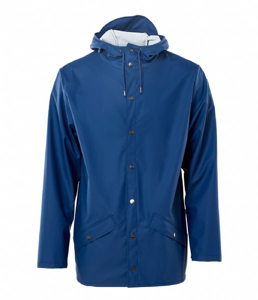 Rains Regenjas Jacket klein blue (06)