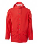 Rains Jacket red (08)