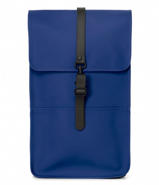 Rains Laptop rugzak Backpack 15 Inch klein blue (06)