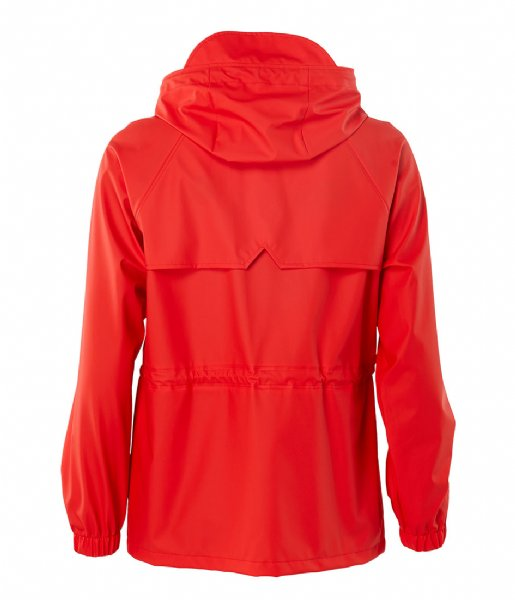 Rains Regenjas W Jacket red (08)