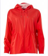 Rains W Jacket red (08)