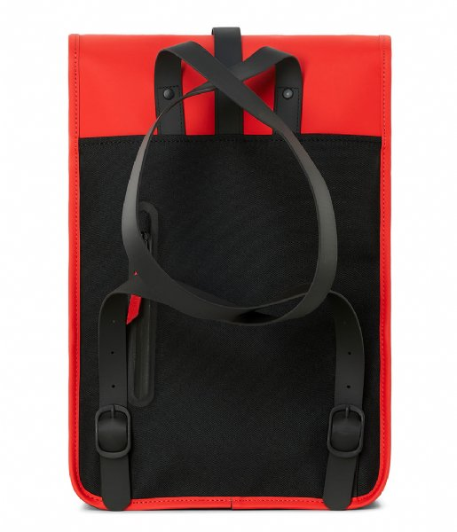Rains Dagrugzak Backpack Mini red (08)