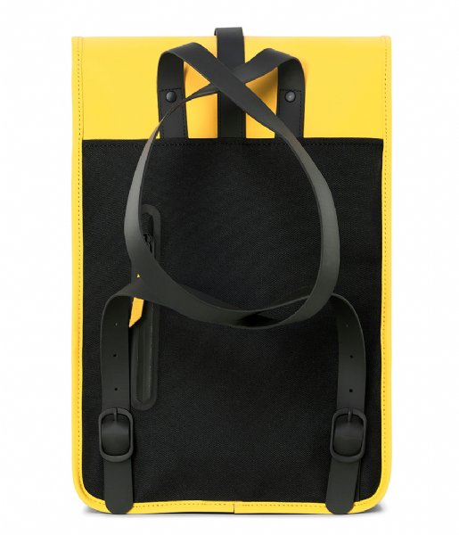 Rains Dagrugzak Backpack Mini yellow (04)