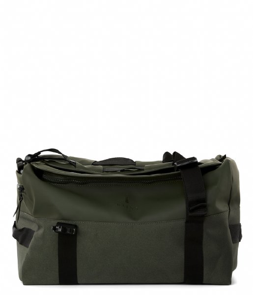 Rains Dagrugzak Duffel Backpack green (03)