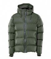 Rains Puffer Jacket green (03)