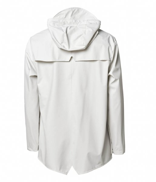 Rains Regenjas Jacket Off White (58)