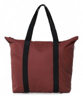 Rains Tote Bag 11 Maroon