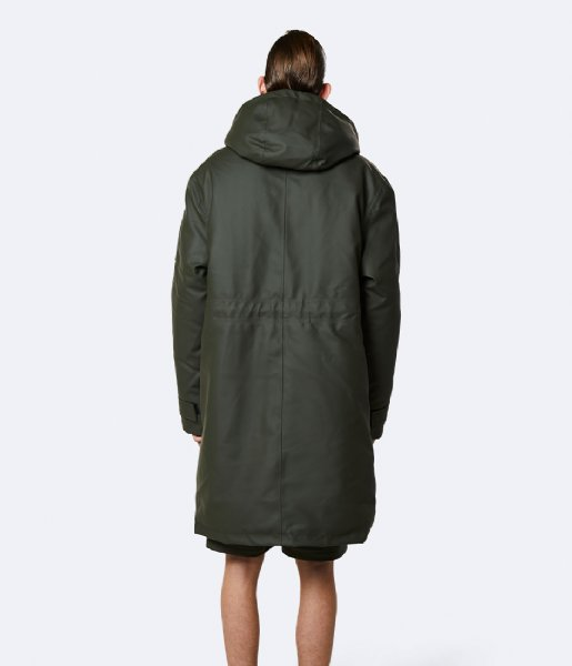 Rains Regenjas Glacial Coat 03 Green