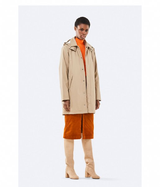 Rains Regenjas Mac Coat beige (35)
