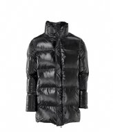 Rains Puffer Coat shiny black (76)