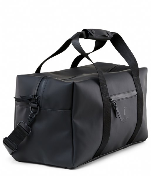 Rains Reistas Gym Bag black (01)