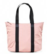Rains Tote Bag Rush coral (38)