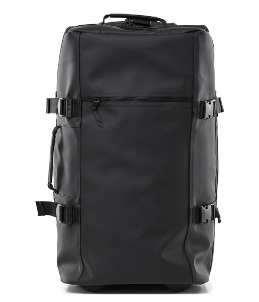 Rains Reistas Travel Bag Large black (01)