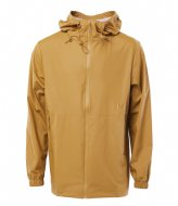 Rains Ultralight Jacket camel (87)