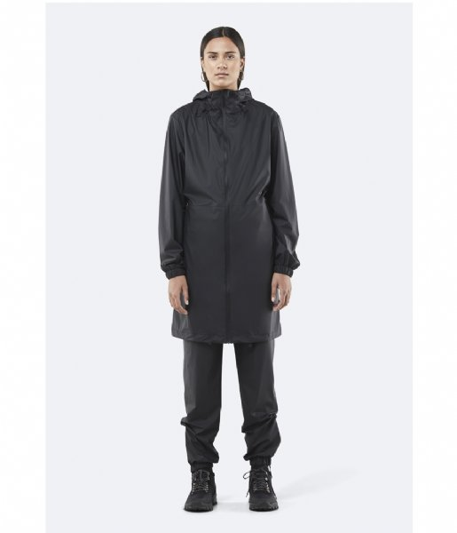 Rains Regenjas Ultralight Parka black (01)