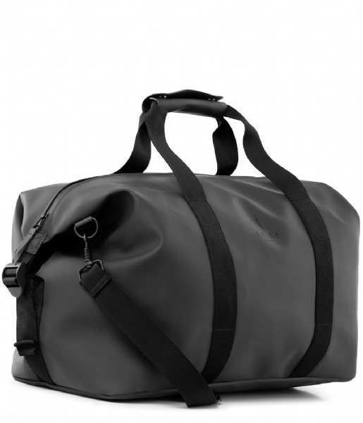 Rains Reistas Weekend Bag charcoal (18)
