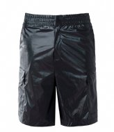 Rains City Shorts shiny black (76)