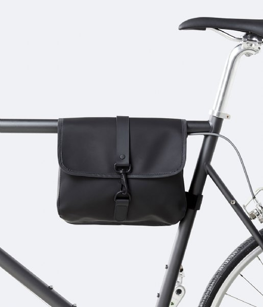 Rains Schoudertas Frame Bag black (01)