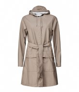 Rains Belt Jacket Taupe (17)