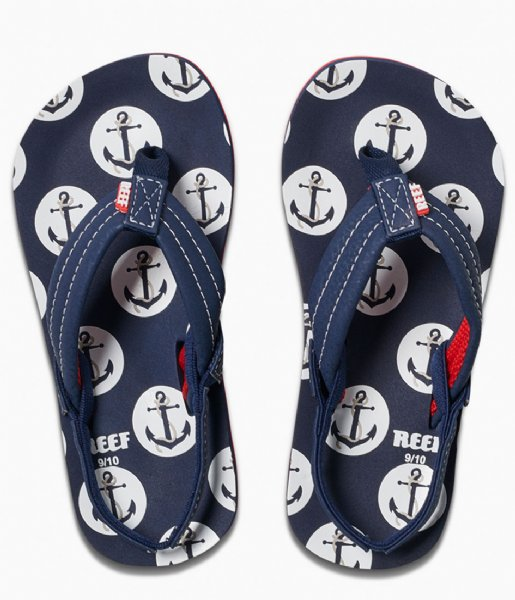 Reef Slippers Little Ahi anchor
