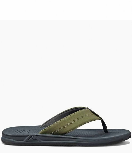 Reef Slippers Reef Element TQT olive grey