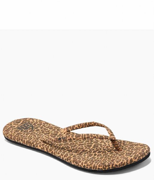 Reef Slippers Bliss Summer cheetah
